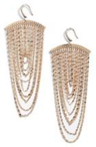 Women's Stella + Ruby Chain Cascade Earrings
