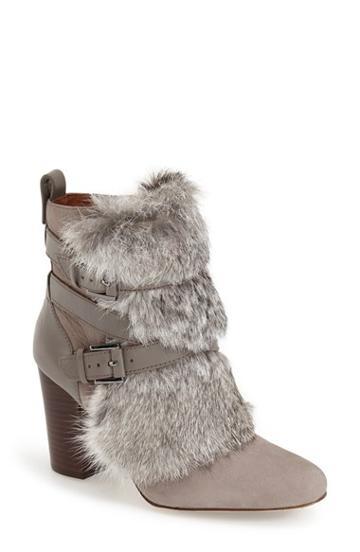 Women's Louise Et Cie 'seneca 2' Fur Bootie,