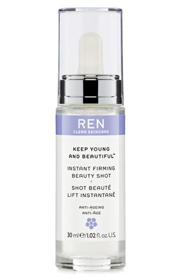 Space. Nk. Apothecary Ren Keep Young & Beautiful Instant Firming Beauty Shot