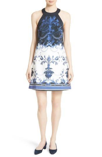 Women's Ted Baker London Molliat Halter Dress