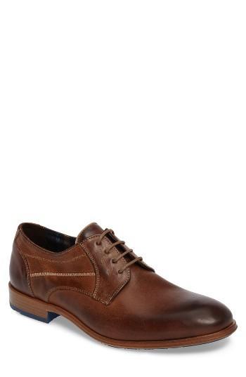 Men's Lloyd Jessy Plain-toe Derby M - Brown