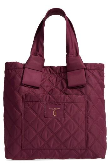 Marc Jacobs Knot Tote - Purple