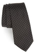 Men's Paul Smith Dot Silk Skinny Tie