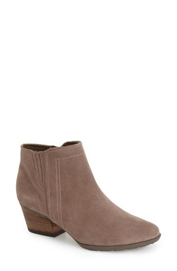 Women's Blondo 'valli' Waterproof Ankle Bootie, 2 Heel