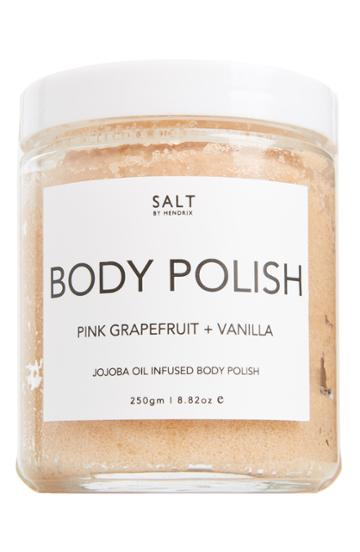 Salt By Hendrix Pink Grapefruit Body Polish