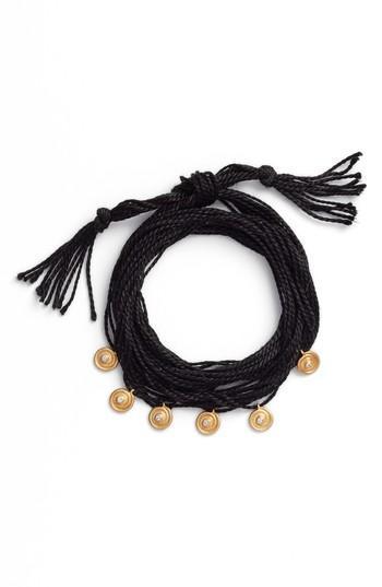 Women's Elizabeth And James Sullivan - Maeve Wrap Bracelet