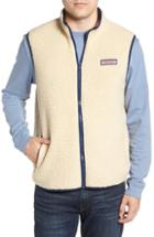 Men's Vineyard Vines Harbor Fit Fleece Vest