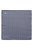 Men's Eton Tile Pocket Silk Pocket Square