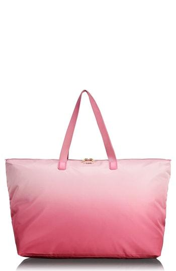 Tumi Voyageur Just In Case Packable Nylon Tote - Pink