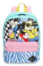 Men's Vans X Disney Mickey's 90th Anniversary - Retro Backpack - Blue