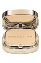 Dolce & Gabbana Beauty Perfect Matte Powder Foundation - Bisque 75