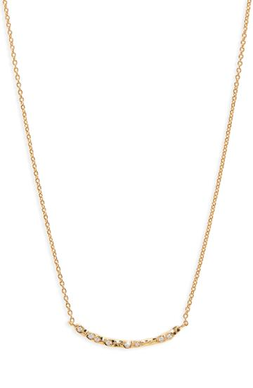Women's Gorjana Collette Bar Necklace
