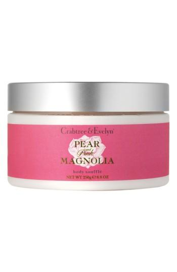 Crabtree & Evelyn 'pear & Pink Magnolia' Body Souffle .8 Oz