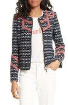 Women's Rebecca Minkoff Hawks Woven Jacket