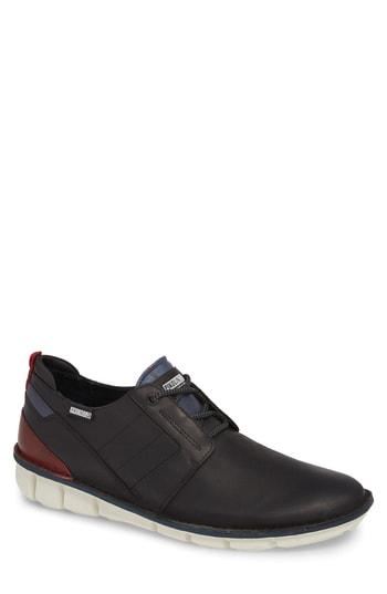 Men's Pikolinos Tudela Plain Toe Derby .5-7us / 40eu - Black