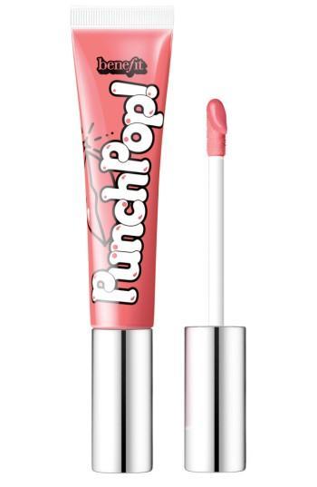 Benefit Punch Pop! Liquid Lip Color - Bubblegum
