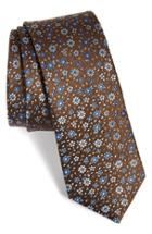 Men's The Tie Bar Floral Silk Tie