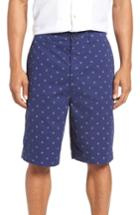 Men's French Connection Iki Twill Shorts - Blue