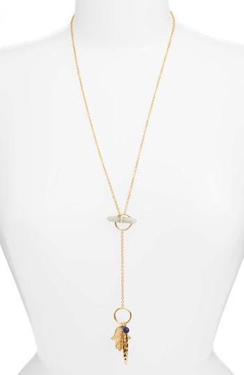 Women's Gorjana Wanderlust Charm Necklace