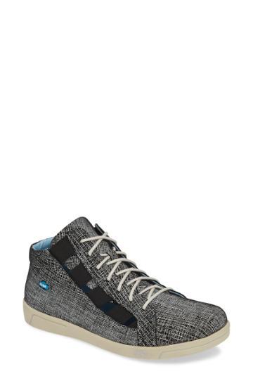 Women's Cloud Ambrosia High Top Sneaker .5-10us / 41eu - Grey