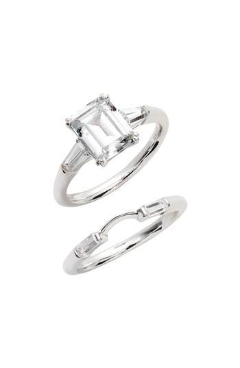 Women's Lafonn Emerald-cut Ring