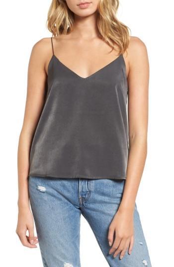 Women's Lush Camisole - Grey