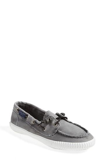 Women's Paul Sperry 'sayel Away' Sneaker M - Grey