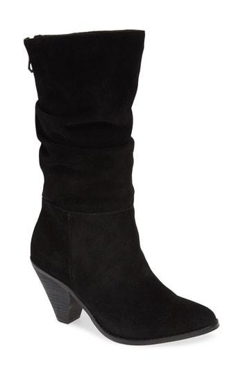 Women's Chinese Laundry Stella Boot M - Black