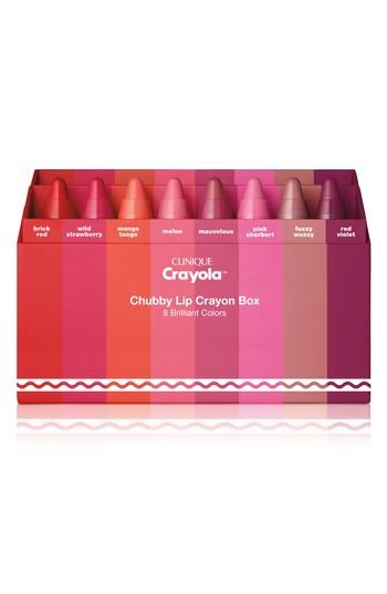 Clinique Crayola(tm) Chubby Lip Crayon Box - No Color