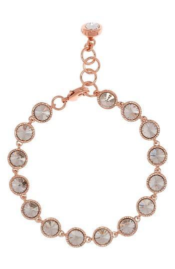 Women's Ted Baker London Rivoli Crystal Line Bracelet