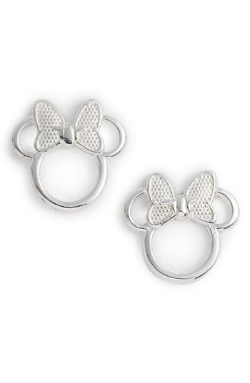 Women's Disney Minnie Mouse Stud Earrings