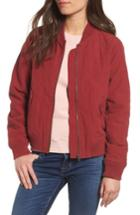 Women's Sincerely Jules Girl Quilted Bomber Jacket