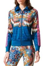 Women's Adidas Originals X The Farm Company Firebird Track Jacket