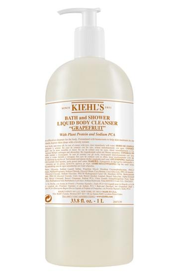 Kiehl's Since 1851 'grapefruit' Bath & Shower Liquid Body Cleanser .8 Oz