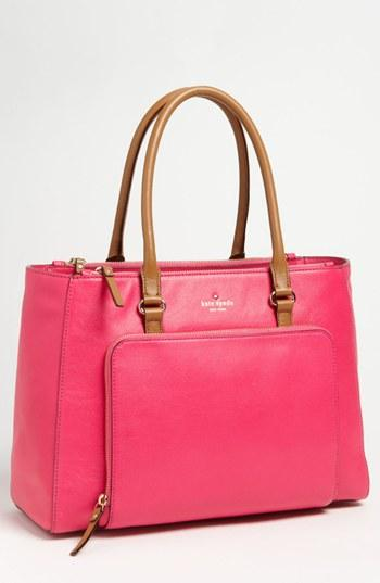 Kate Spade New York 'hester Street - Ronda' Tote Zinnia Pink