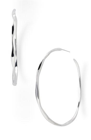 Women's Ippolita Sterling Silver Hoop Earrings