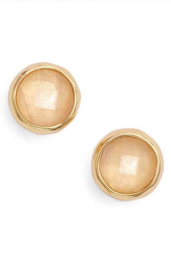 Women's Gorjana Love Stud Earrings