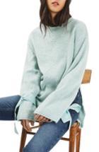 Women's Topshop Tie Cuff Sweater