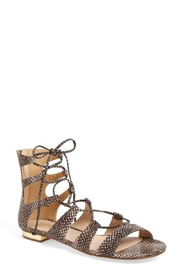 Women's Topshop Lace-up Gladiator Sandal
