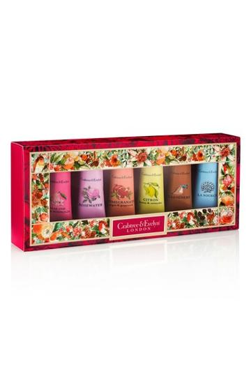 Crabtree & Evelyn Favorites Hand Therapy Sampler Set