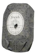 Fresh 'patchouli' Oval Soap
