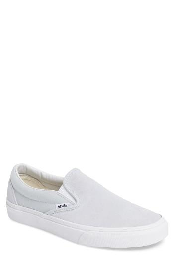 Men's Vans 'classic' Slip-on .5 M - White
