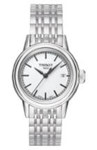Women's Tissot Carson Bracelet Watch, 28mm