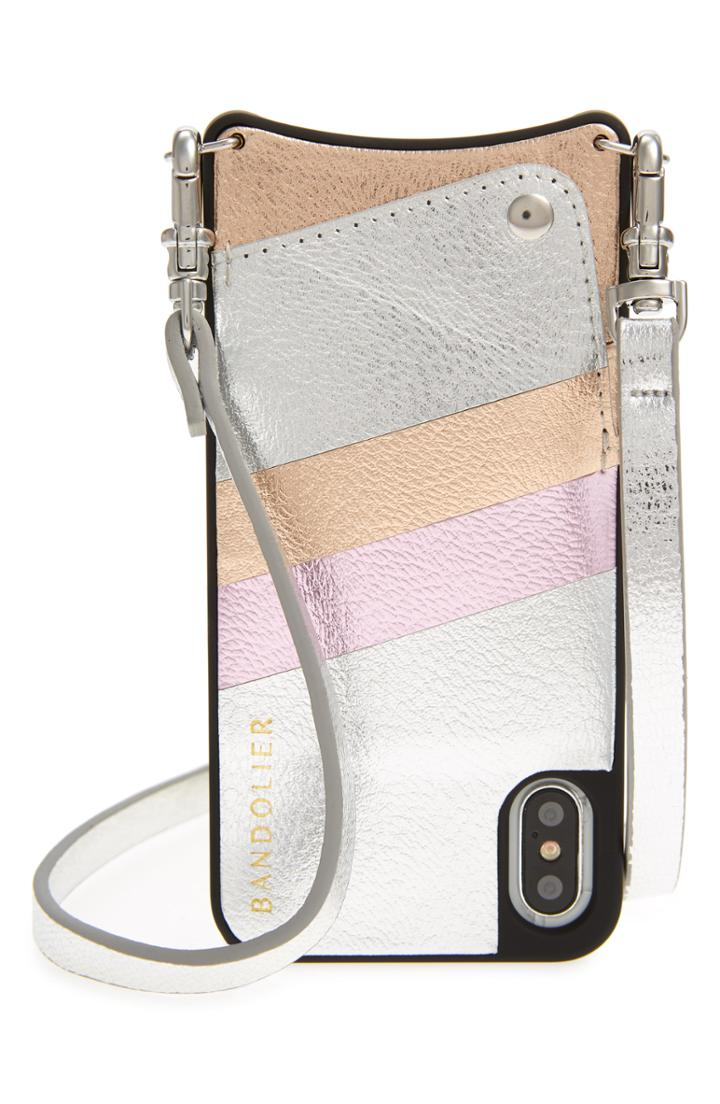 Ted Baker London Korrii Cardholder Iphone 7/8 Case - Pink