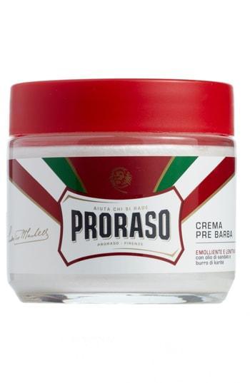 Proraso Men's Grooming Moisturizing & Nourishing Pre-shave Cream