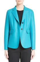 Women's Armani Collezioni Double Face Wool Jacket