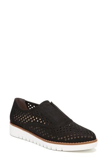 Women's Dr. Scholl's Improve Slip-on Sneaker M - Black