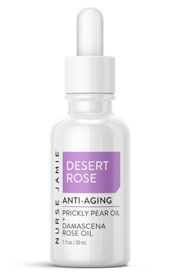 Nurse Jamie Desert Rose Oil