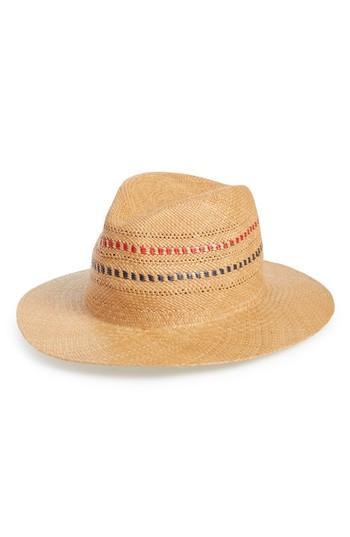 Women's Rag & Bone Panama Straw Hat -