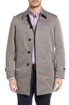 Men's Sanyo York Raincoat - Grey